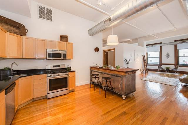 70 Exchange Street #203, Lynn, MA 01901 (MLS #72891507) :: Dot Collection at Access