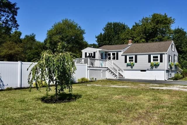 8 Hazel St, Dartmouth, MA 02747 (MLS #72891518) :: Westcott Properties