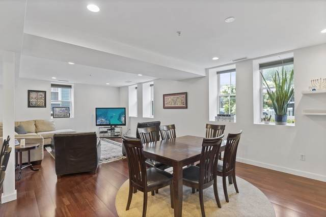 50 Bow Street #1, Somerville, MA 02143 (MLS #72891569) :: Dot Collection at Access