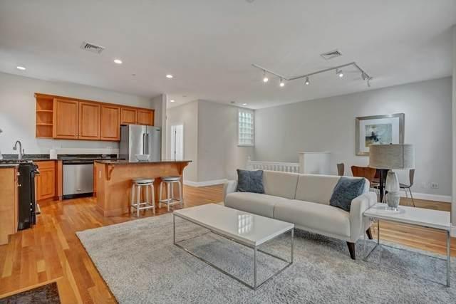 313 K St #3, Boston, MA 02127 (MLS #72891572) :: Boylston Realty Group