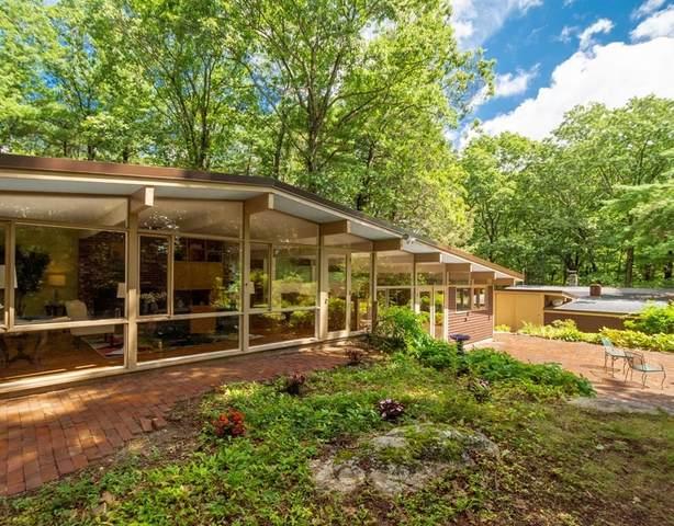 64 Baker Bridge Road, Lincoln, MA 01773 (MLS #72891573) :: Westcott Properties