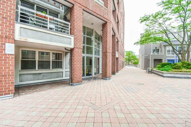 20 Chestnut St #405, Cambridge, MA 02139 (MLS #72891586) :: Welchman Real Estate Group