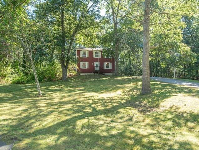 31 Plymouth St, Carver, MA 02330 (MLS #72891600) :: Home And Key Real Estate