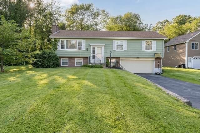 398 Central St, North Smithfield, RI 02896 (MLS #72891643) :: Spectrum Real Estate Consultants