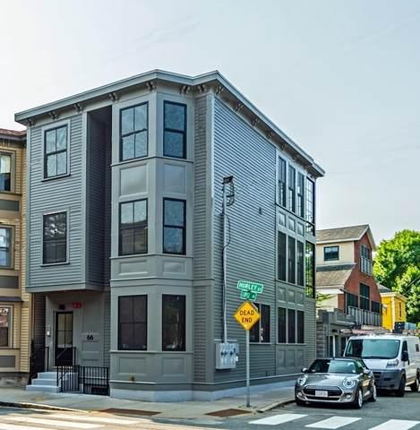 66 Hurley Street #1, Cambridge, MA 02141 (MLS #72891718) :: Boylston Realty Group