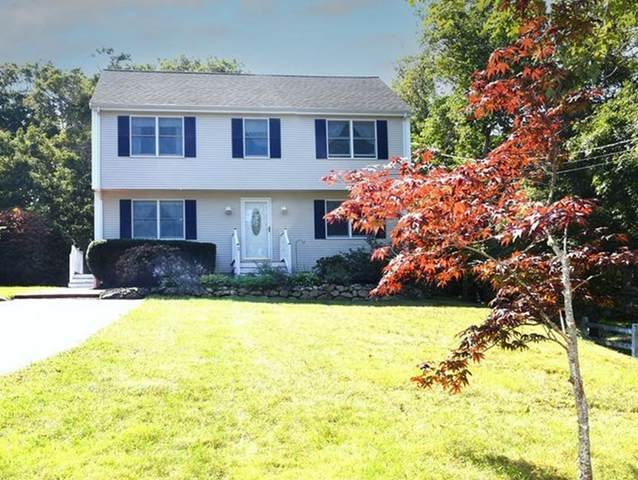 5 Pike Road, Plymouth, MA 02360 (MLS #72892097) :: Welchman Real Estate Group