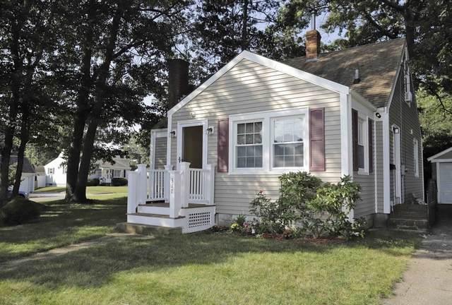 317 Commonwealth Ave, New Bedford, MA 02740 (MLS #72892231) :: Westcott Properties