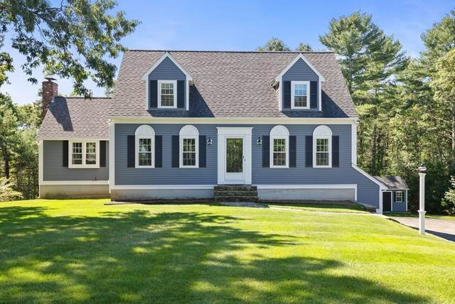 1 Windy Hill Drive, Plymouth, MA 02360 (MLS #72892272) :: The Seyboth Team