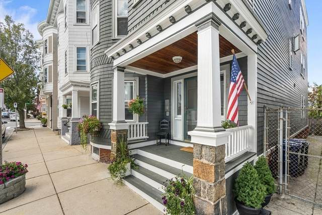 912 E 4Th St #1, Boston, MA 02127 (MLS #72892371) :: Westcott Properties