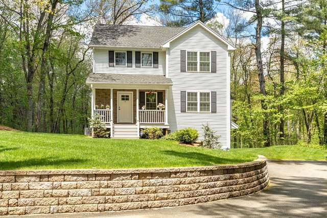 9 Brentwood Road, North Reading, MA 01864 (MLS #72892381) :: Welchman Real Estate Group