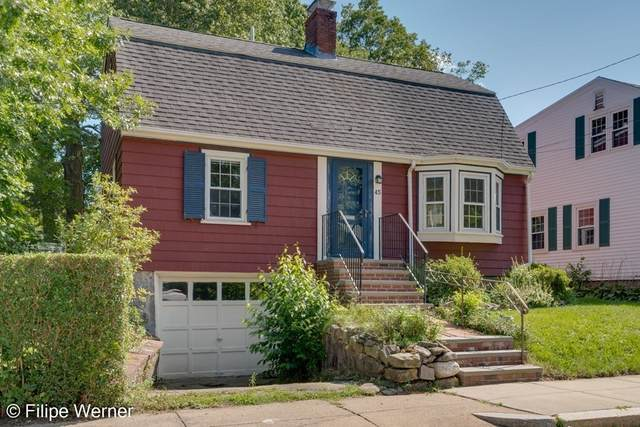 45 Burrwood Rd, Boston, MA 02132 (MLS #72892444) :: Trust Realty One