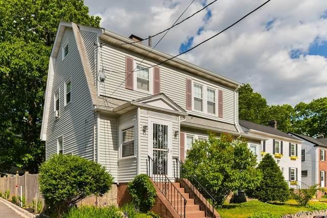 32 Druid St., Boston, MA 02126 (MLS #72892465) :: Welchman Real Estate Group