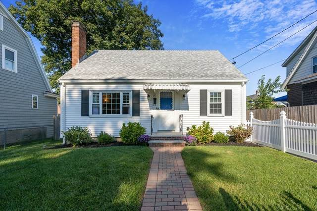 70 Sachem St, Quincy, MA 02170 (MLS #72892505) :: The Smart Home Buying Team