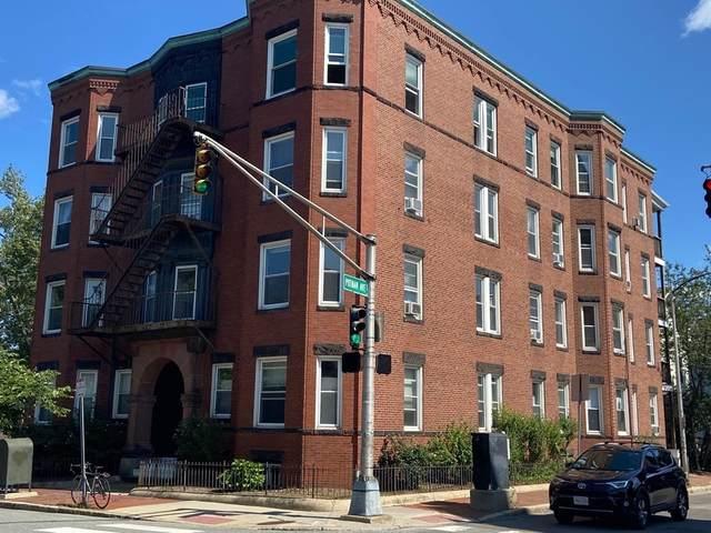 128 Magazine Street #4, Cambridge, MA 02139 (MLS #72892589) :: Welchman Real Estate Group