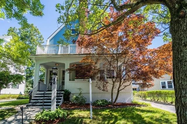 1-3 Oak Ave., Belmont, MA 02478 (MLS #72892615) :: Westcott Properties