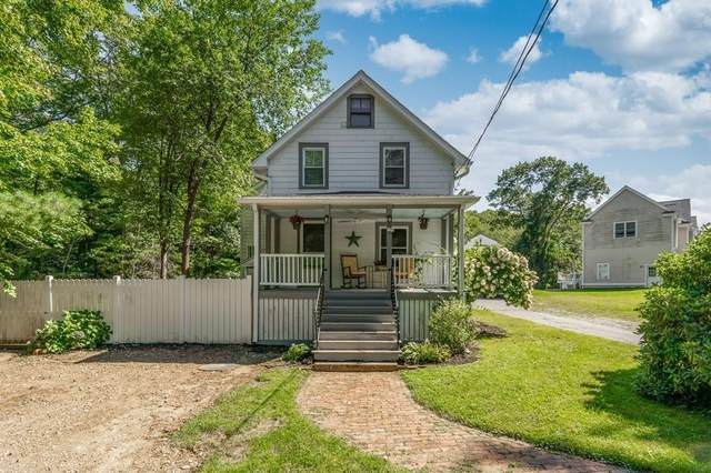 115 Montrose Ave, Wakefield, MA 01880 (MLS #72892683) :: Conway Cityside