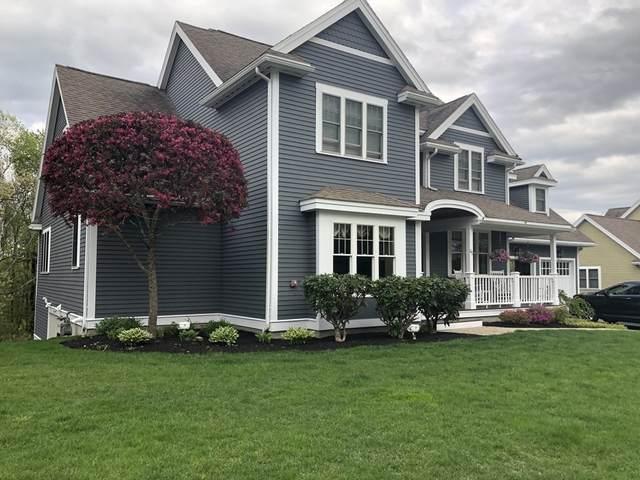 65 Peach Tree Lane, North Andover, MA 01845 (MLS #72892716) :: The Ponte Group