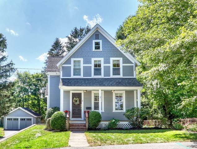 88 Concord Avenue, Norwood, MA 02062 (MLS #72892824) :: Trust Realty One