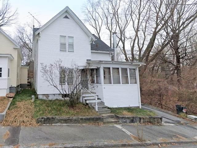 33 Fred Street, Lowell, MA 01850 (MLS #72892837) :: Boylston Realty Group