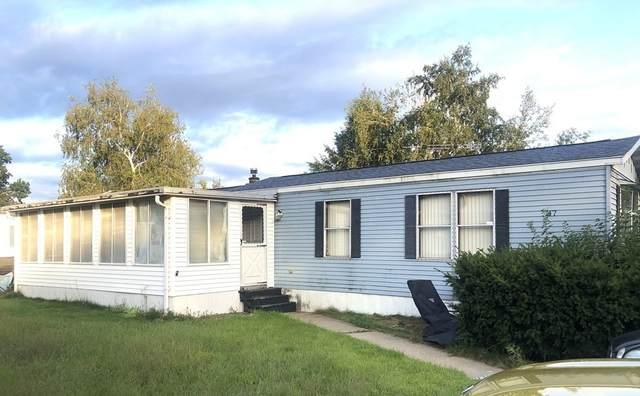 18 Taunton Street #47, Plainville, MA 02762 (MLS #72892861) :: The Seyboth Team