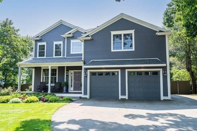 142 Grosvenor Rd, Needham, MA 02492 (MLS #72892923) :: Westcott Properties
