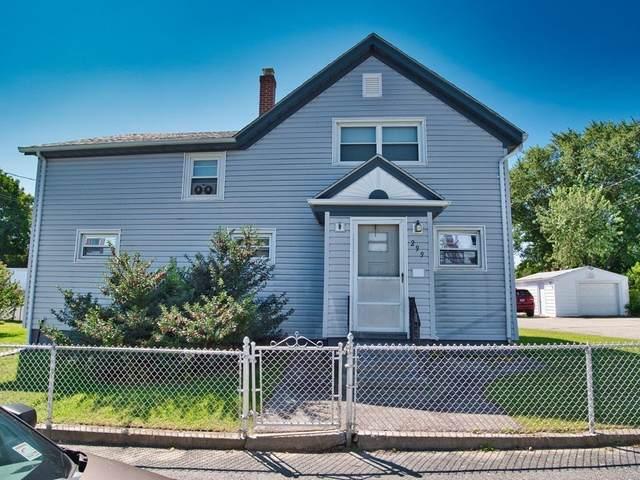 299 Canonicus Street, Tiverton, RI 02878 (MLS #72892971) :: The Ponte Group