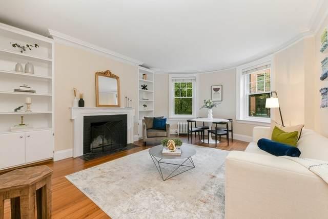 112 Pinckney Street #14, Boston, MA 02114 (MLS #72892977) :: Kinlin Grover Real Estate