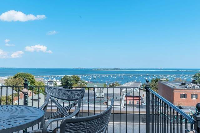 7 Russell St #303, Plymouth, MA 02360 (MLS #72893195) :: Alfa Realty Group Inc