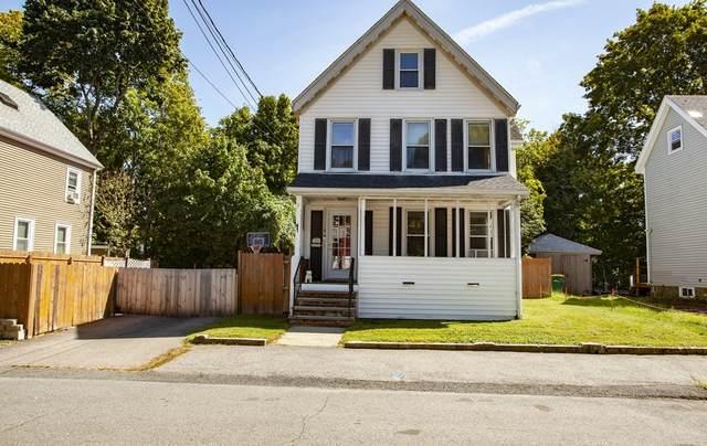16 Warren St, Norwood, MA 02062 (MLS #72893272) :: Trust Realty One