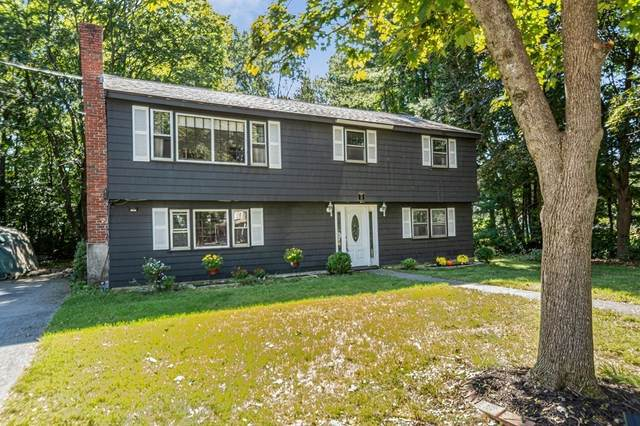 18 Cottage St, Wilmington, MA 01887 (MLS #72893327) :: The Seyboth Team