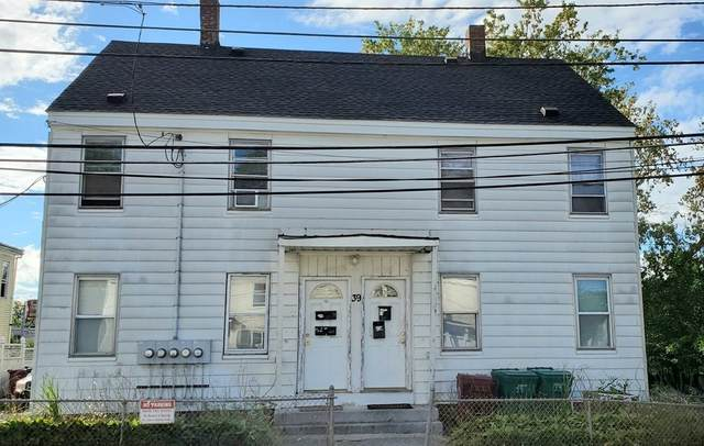 39 Prince Avenue, Lowell, MA 01852 (MLS #72893425) :: Dot Collection at Access