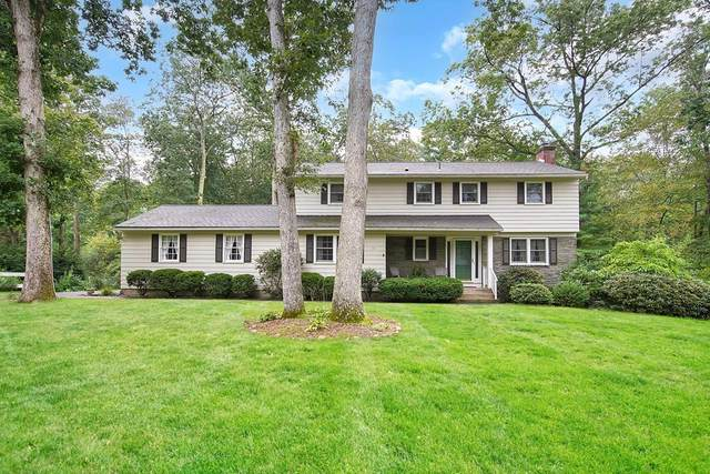 14 Ruth Dr, Wilbraham, MA 01095 (MLS #72893531) :: Welchman Real Estate Group