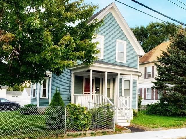 648 Stevens St, Lowell, MA 01851 (MLS #72893554) :: Welchman Real Estate Group