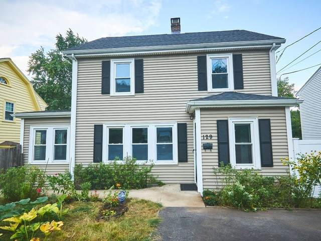 129 Florence Rd, Waltham, MA 02451 (MLS #72893651) :: Trust Realty One