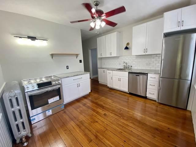 50 Lothrop #1, Newton, MA 02458 (MLS #72893696) :: Westcott Properties