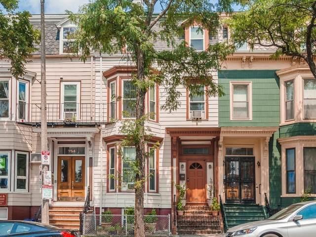 756 E Broadway, Boston, MA 02127 (MLS #72893785) :: Boylston Realty Group