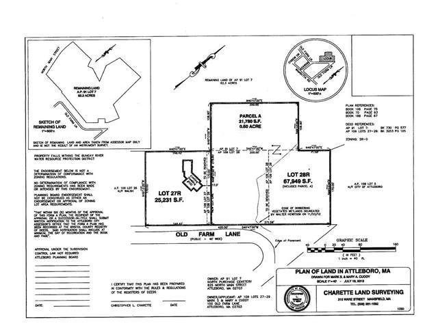 Lot 28R Old Farm Lane, Attleboro, MA 02703 (MLS #72893802) :: Alex Parmenidez Group