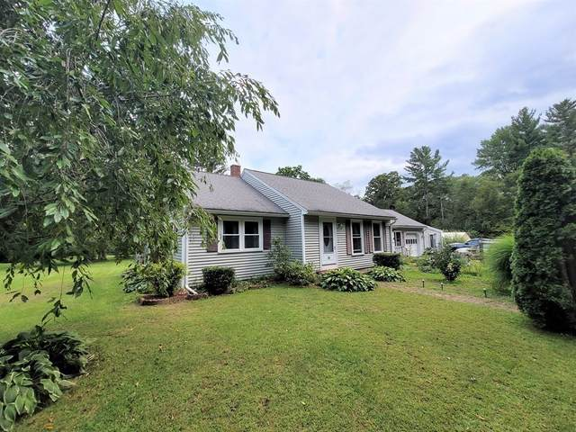 31 Stewart Rd, Royalston, MA 01368 (MLS #72893831) :: The Gillach Group