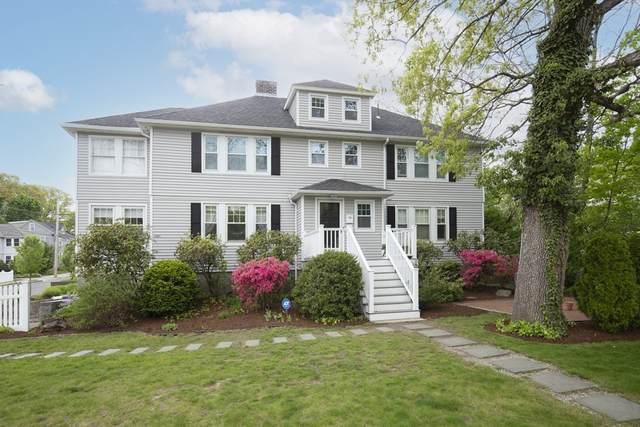 125 Washington Ave #125, Newton, MA 02465 (MLS #72893872) :: Charlesgate Realty Group