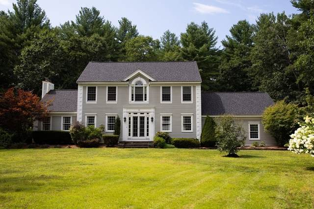 12 Lawrence Dr, Groton, MA 01450 (MLS #72893902) :: EXIT Realty