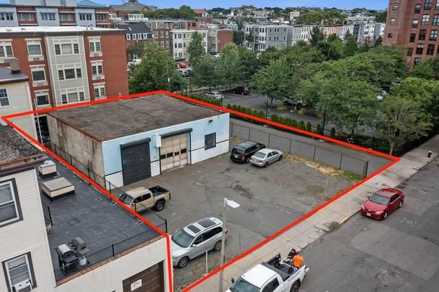 114 Orleans St, Boston, MA 02128 (MLS #72893963) :: Westcott Properties