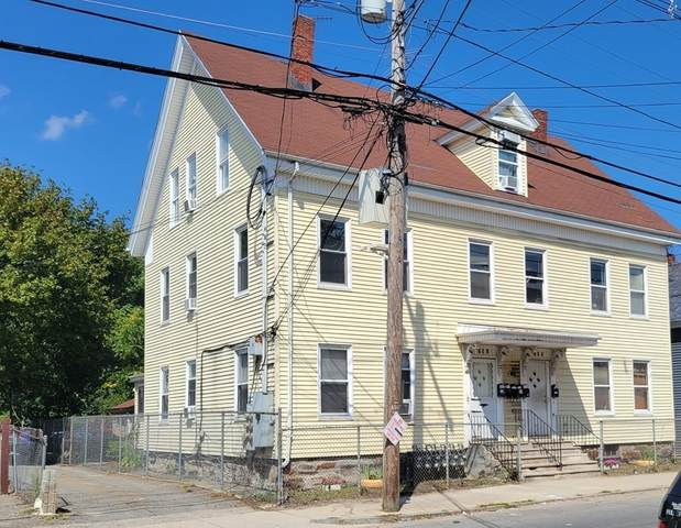 179-181 Water St, Lawrence, MA 01841 (MLS #72894051) :: EXIT Realty