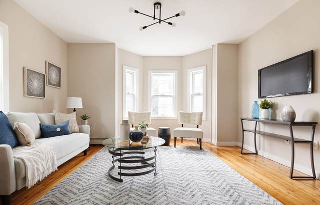 35 Skehan Street #2, Somerville, MA 02143 (MLS #72894135) :: Dot Collection at Access