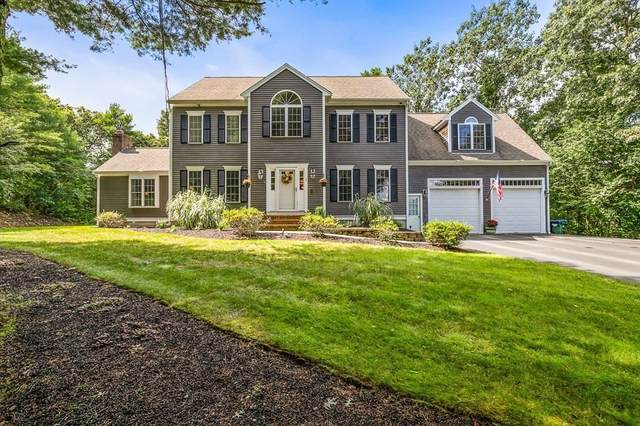 1 Elaine Circle, Lakeville, MA 02347 (MLS #72894162) :: The Gillach Group