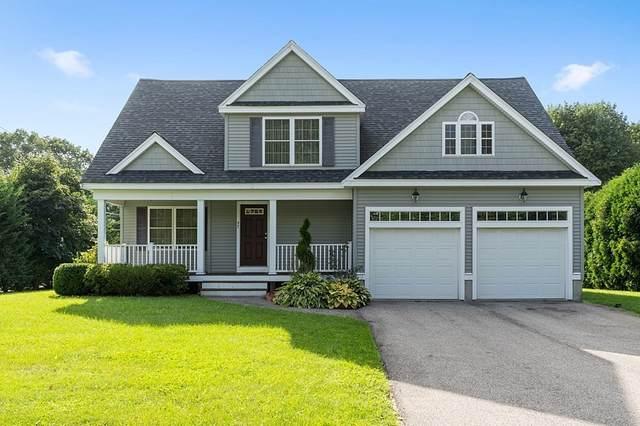 47 Fenwick Cir, Methuen, MA 01844 (MLS #72894244) :: The Smart Home Buying Team