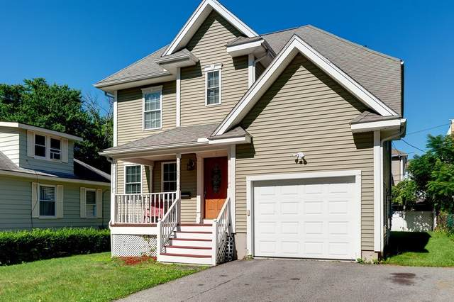 133 Puritan Ave, Worcester, MA 01604 (MLS #72894249) :: The Smart Home Buying Team