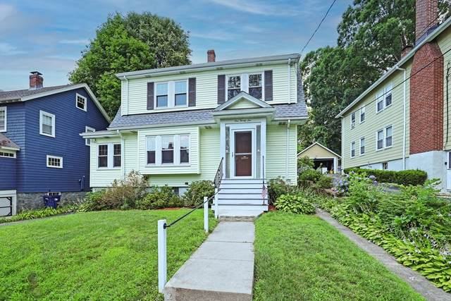 126 Montclair Ave, Boston, MA 02132 (MLS #72894257) :: Trust Realty One