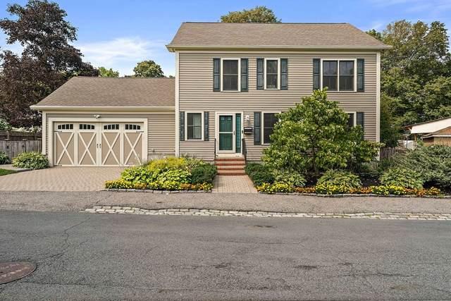 37 Maynard St, Boston, MA 02131 (MLS #72894317) :: Westcott Properties