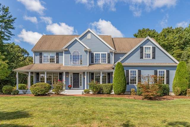 43 Tanglewood Dr, Easton, MA 02356 (MLS #72894368) :: The Smart Home Buying Team