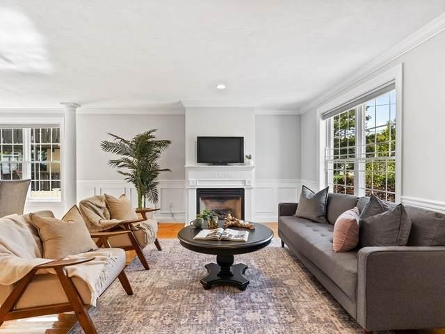 252 Roslindale Avenue #252, Boston, MA 02131 (MLS #72894462) :: Westcott Properties